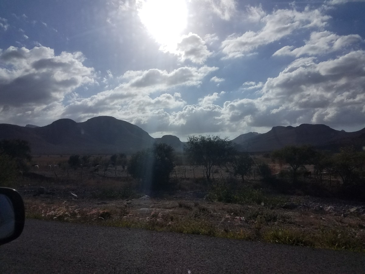 Driving in Mexico: Guanajuato State Part I
