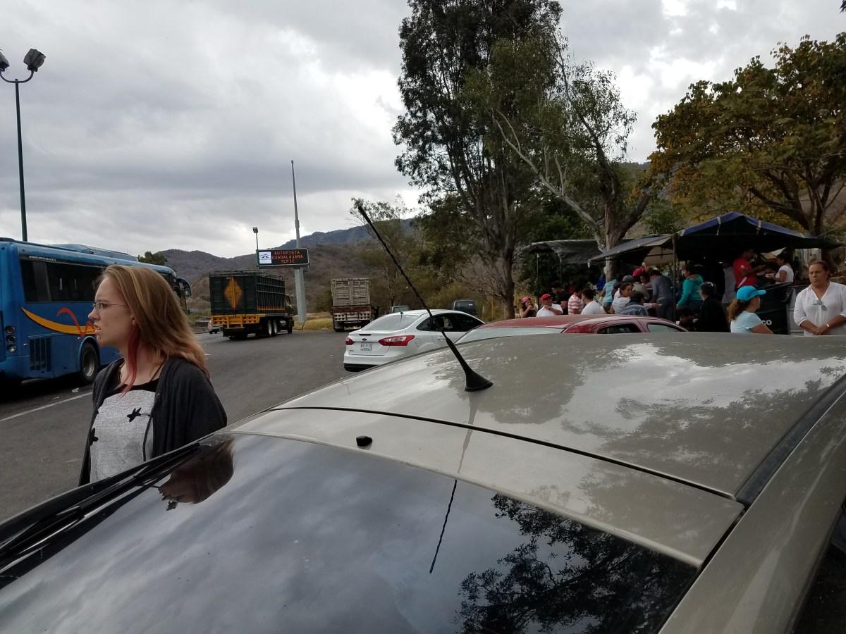 Driving in Mexico: Entering Guanajuato State