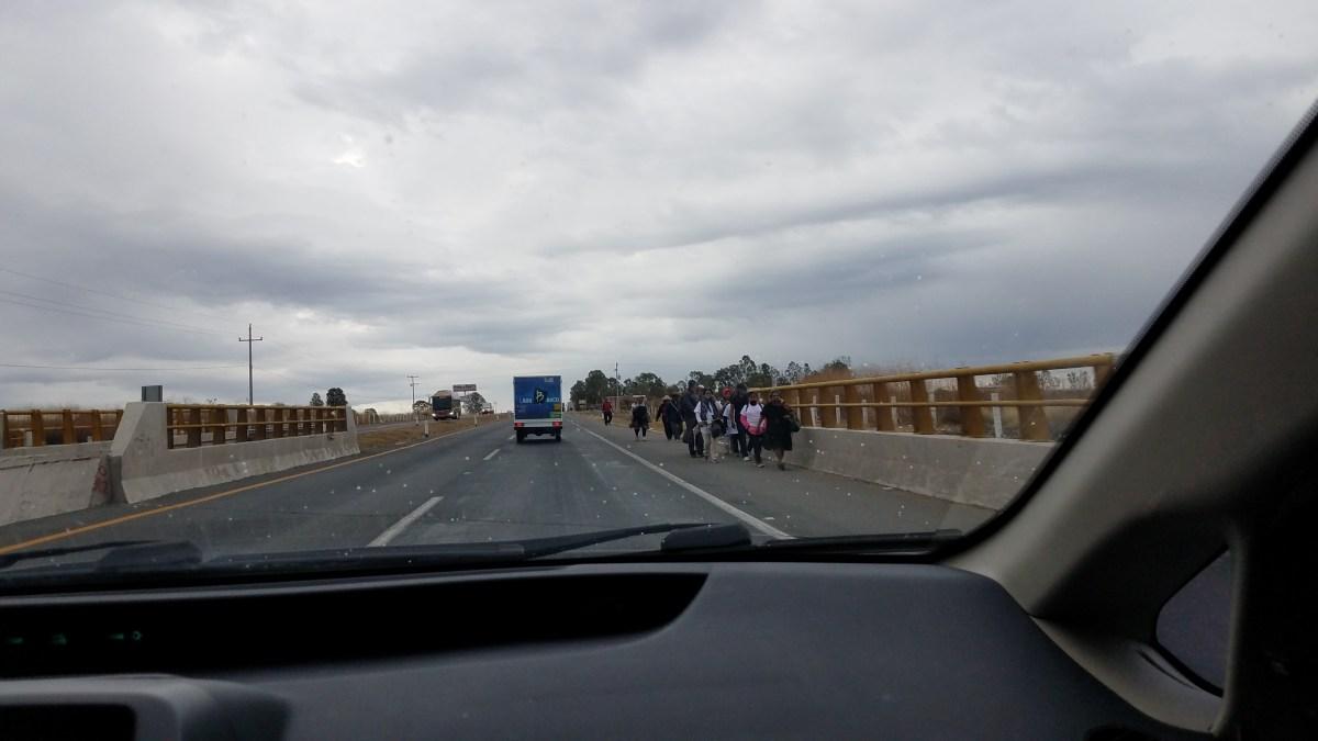 Pilgrimage in Mexico: Guanajuato State