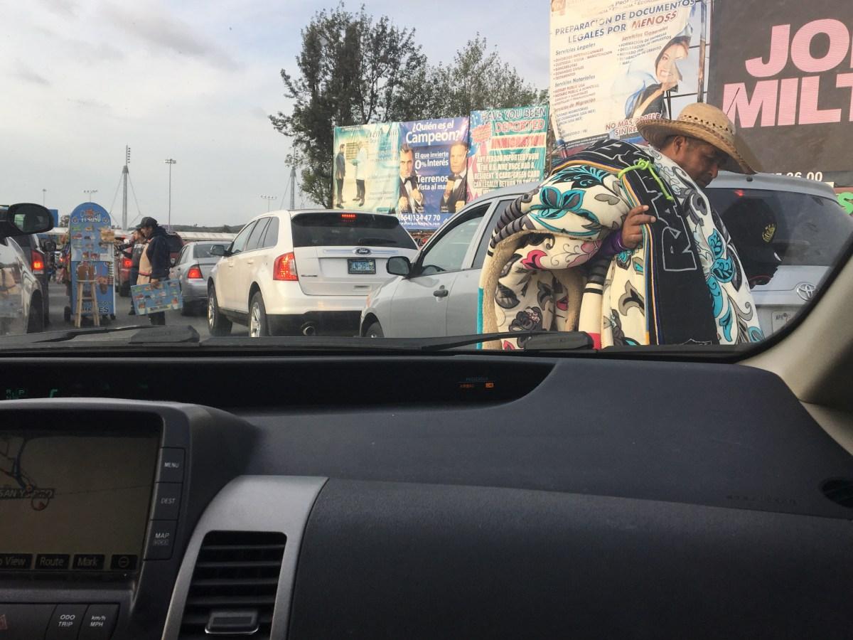 Crossing the Tijuana Border