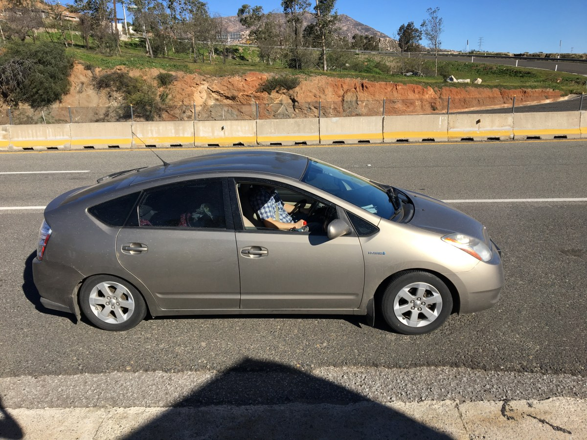 Driving in Mexico: Offroading in the Prius