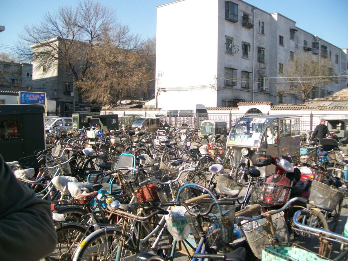 Bicycles in Beijing: Photo Gallery