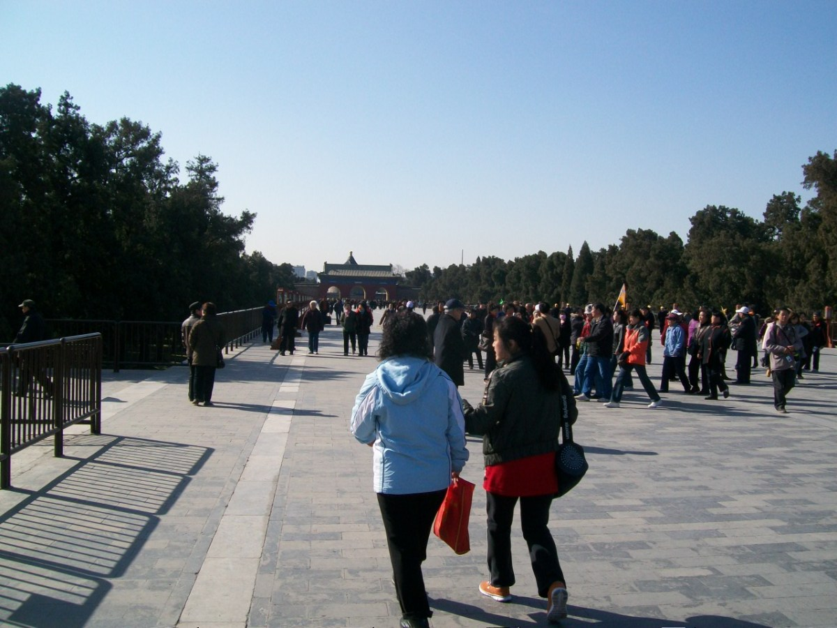 Things to Do in Beijing: Swords at the Temple of Heaven