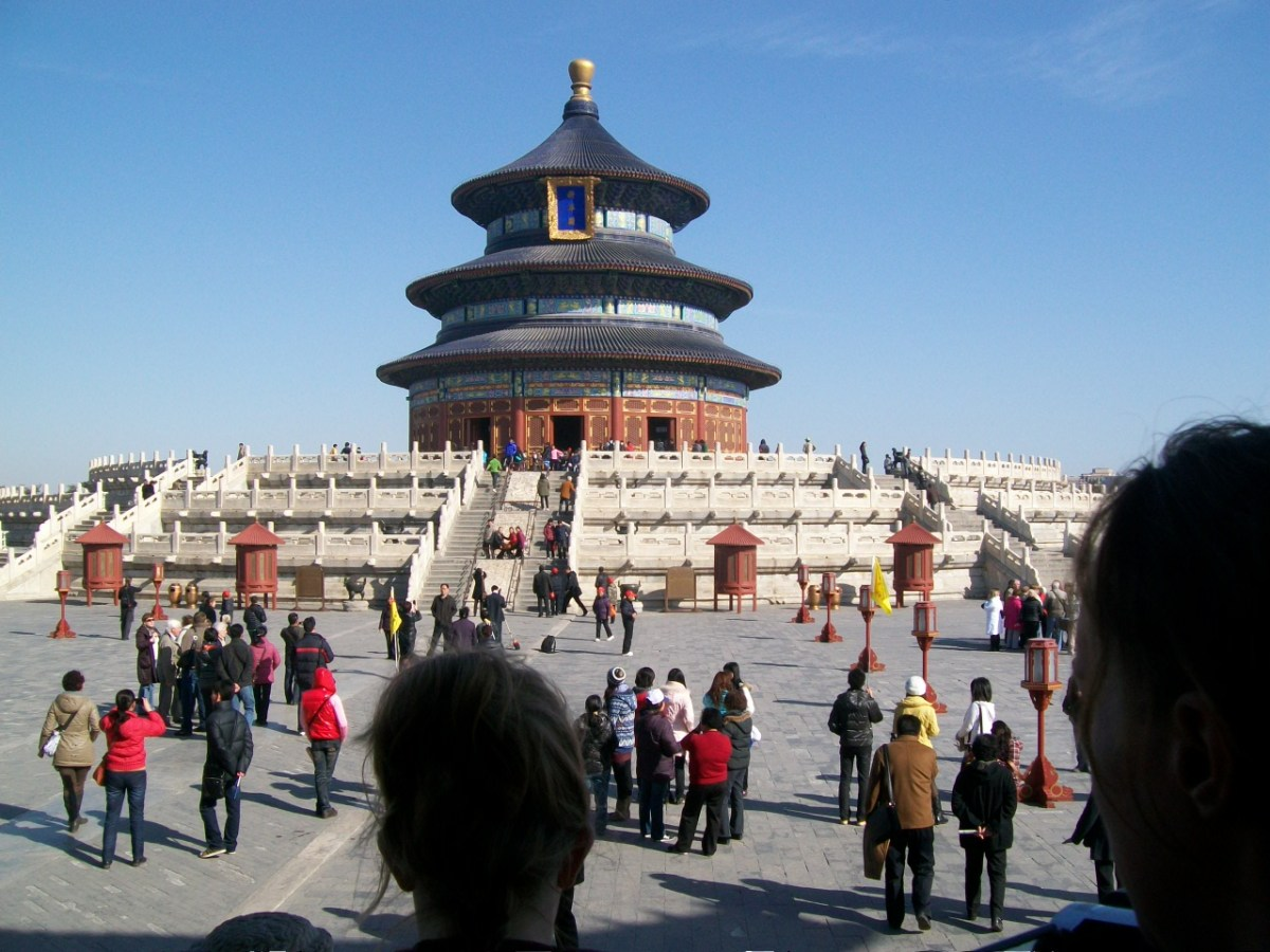 Places to Visit in Beijing: Temple of Heaven (Tiantan)