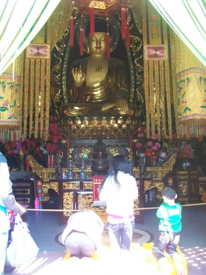 Places to Visit in Beijing: Tanzhe Temple Gongs