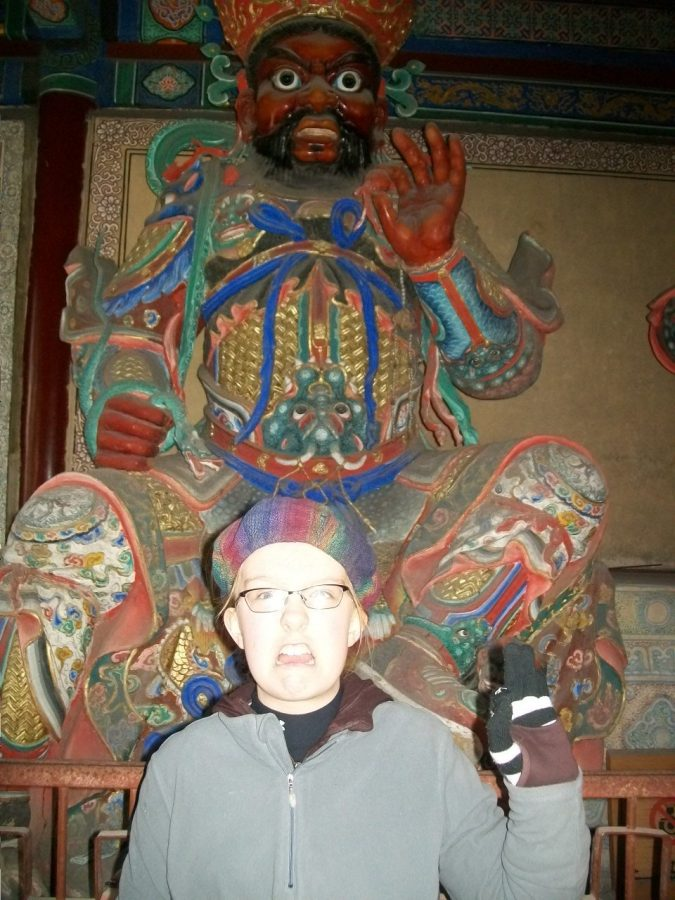 Beijing Tourism: Bus Ride to the Tanzhe Temple