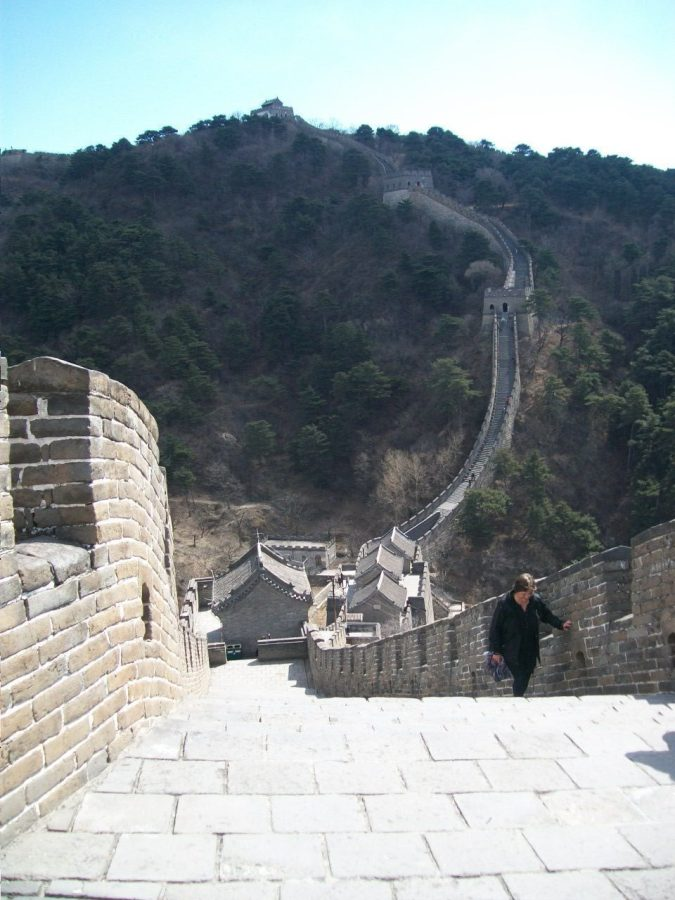Beijing Tourism: Ride to the Great Wall of China