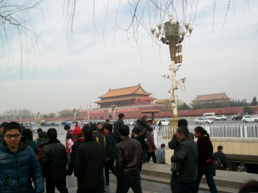 The Forbidden City is a must-see tourist attraction in Beijing. Tiananmen Square (the entrance to the Forbidden City) is also a must-see due to its history.