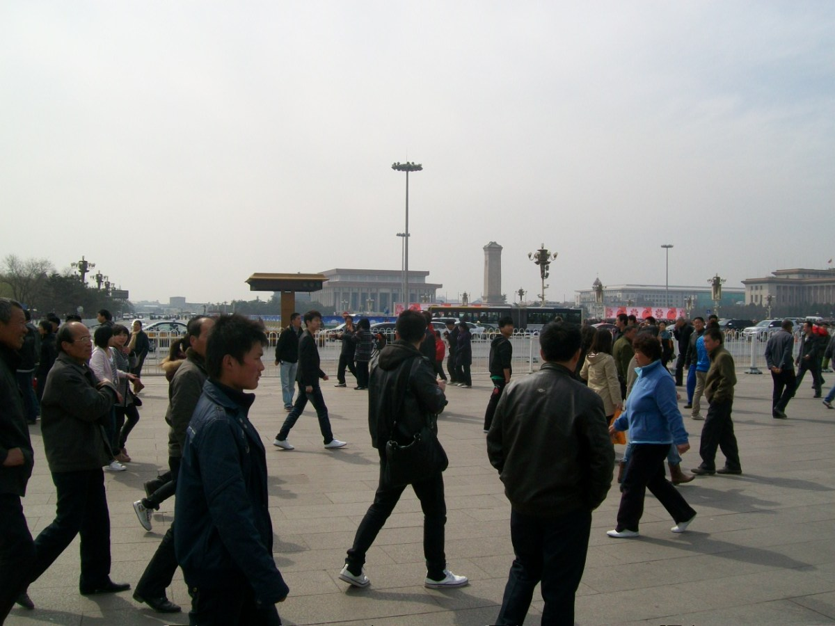 Places to Visit in Beijing: On the Way to Tiananmen Square