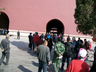 In the end, the entrance to the Forbidden City was right there all along, within plain view.