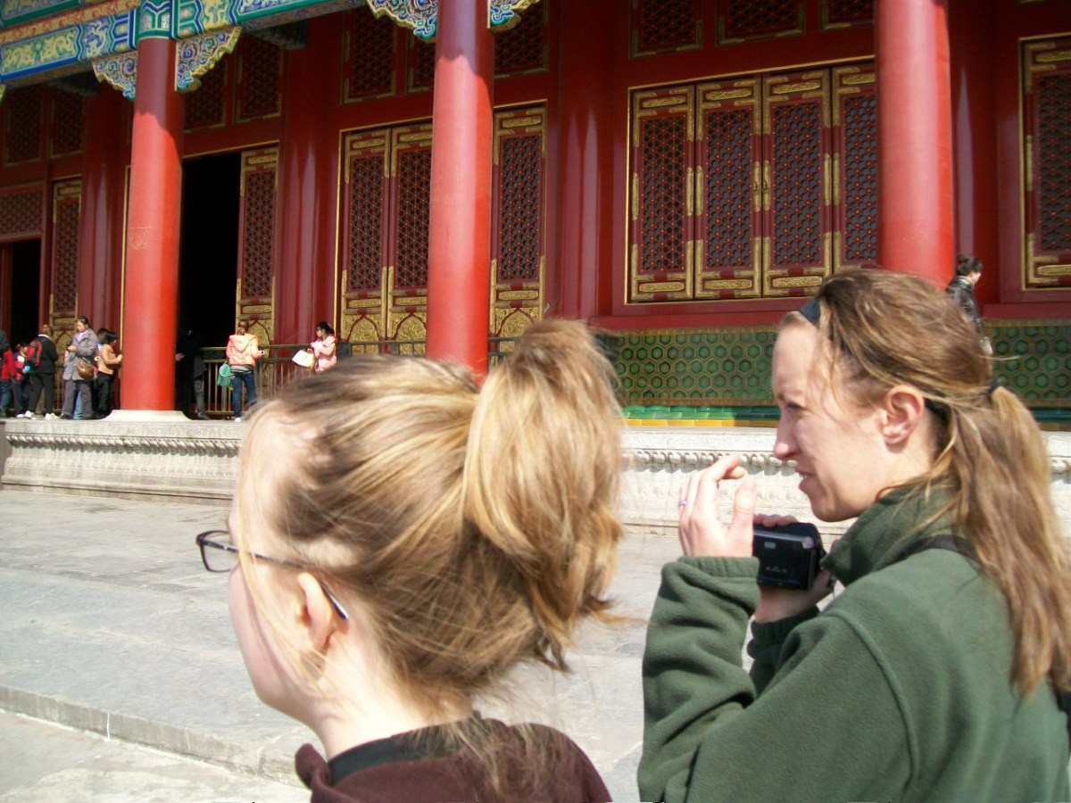 China Scams: Art Students Target Beijing Tourists at the Forbidden City