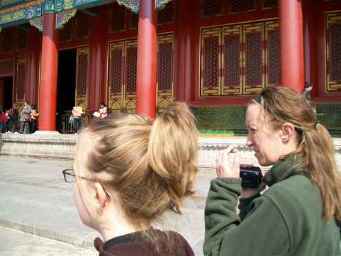 "Just outside the Forbidden City and in other parts of Beijing, ""art students"" looked for good prey to scam."