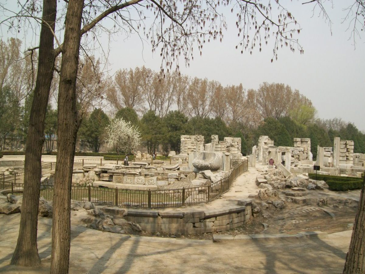 Places to Visit in Beijing: The Summer Palace Labyrinth Near Yuan Ming Yuan