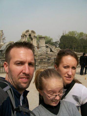 Ruins Selfie Yuan Ming Yuan Beijing China Worst Ever