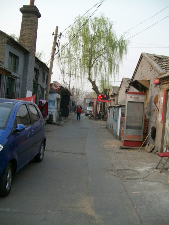 Things to Do in Beijing: Morning Exercise in the Hutong