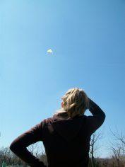Flying Kites in Beijing
