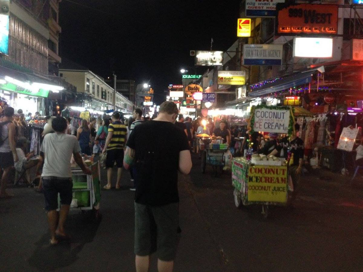 Things to Do in Bangkok: Khao San Road