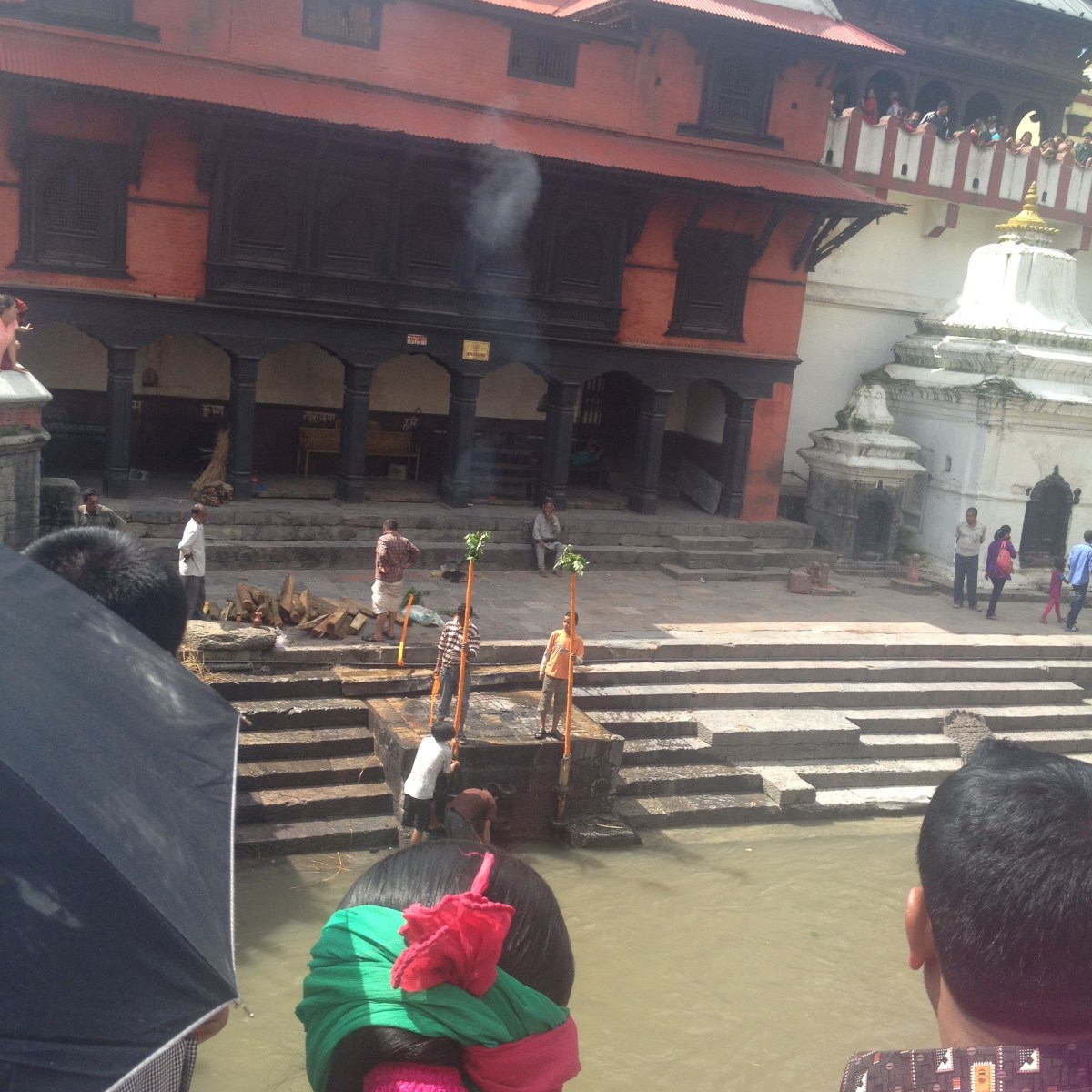 Kathmandu Tourism: The Burning Ghats at Pashupatinath