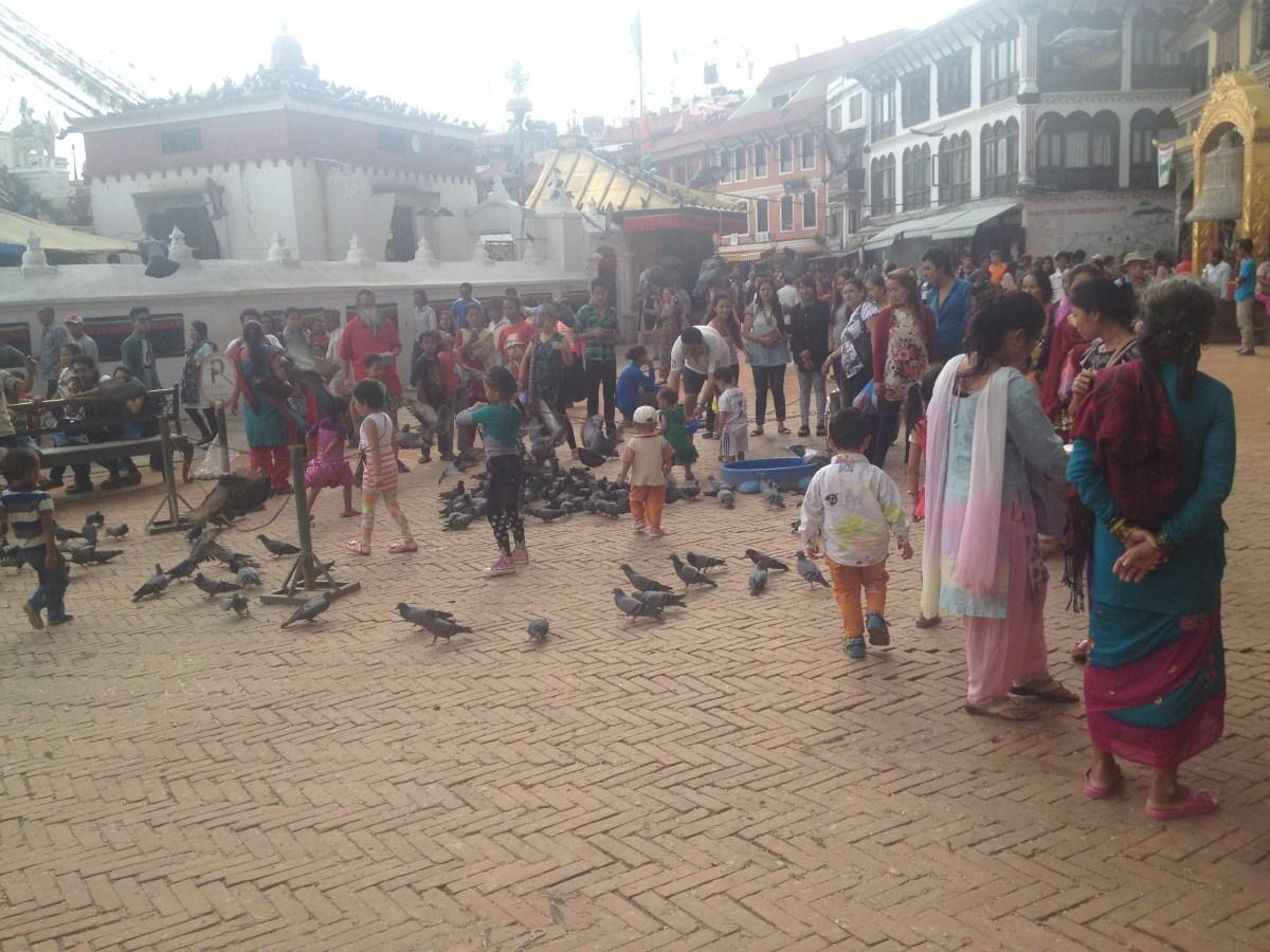 Kathmandu Tourism: Boudhanath Temple Part III