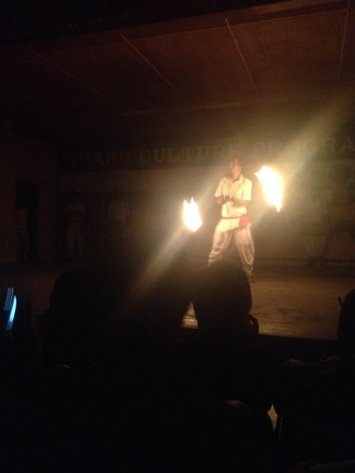 Chitwan National Park: Tharu Dance Program Part III