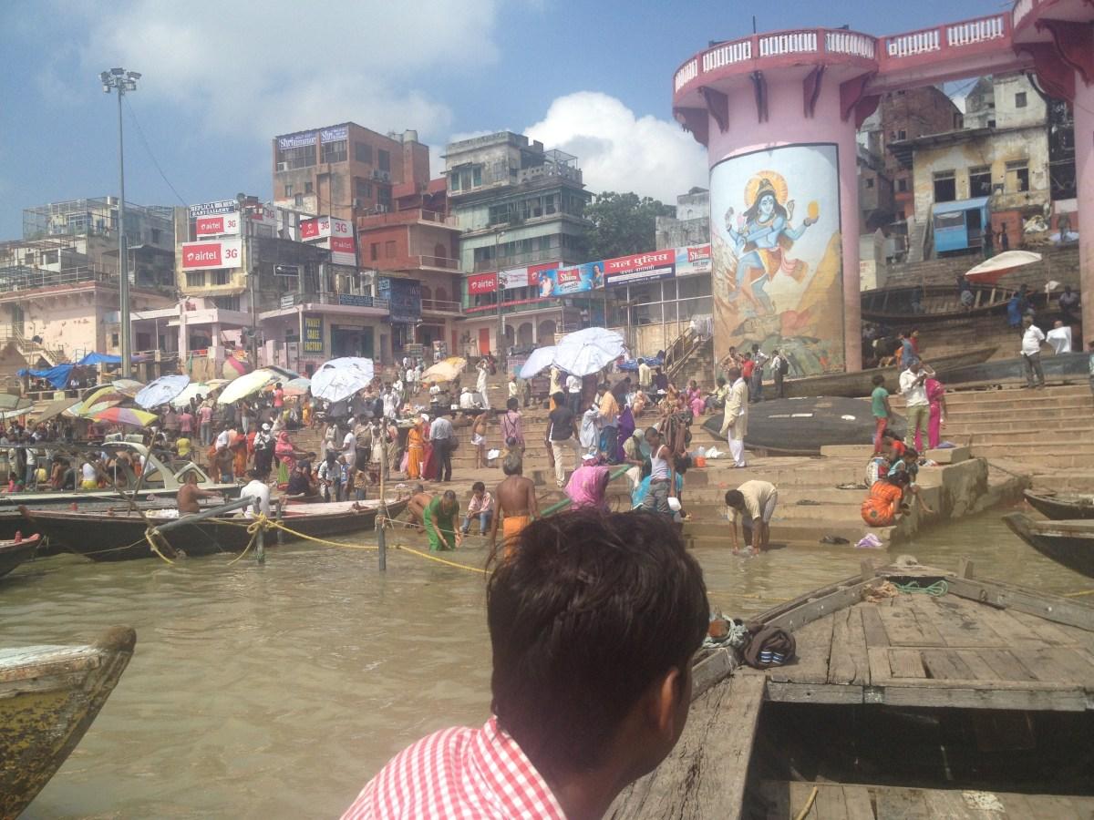 Varanasi Tourism: Buying a Sitar in India