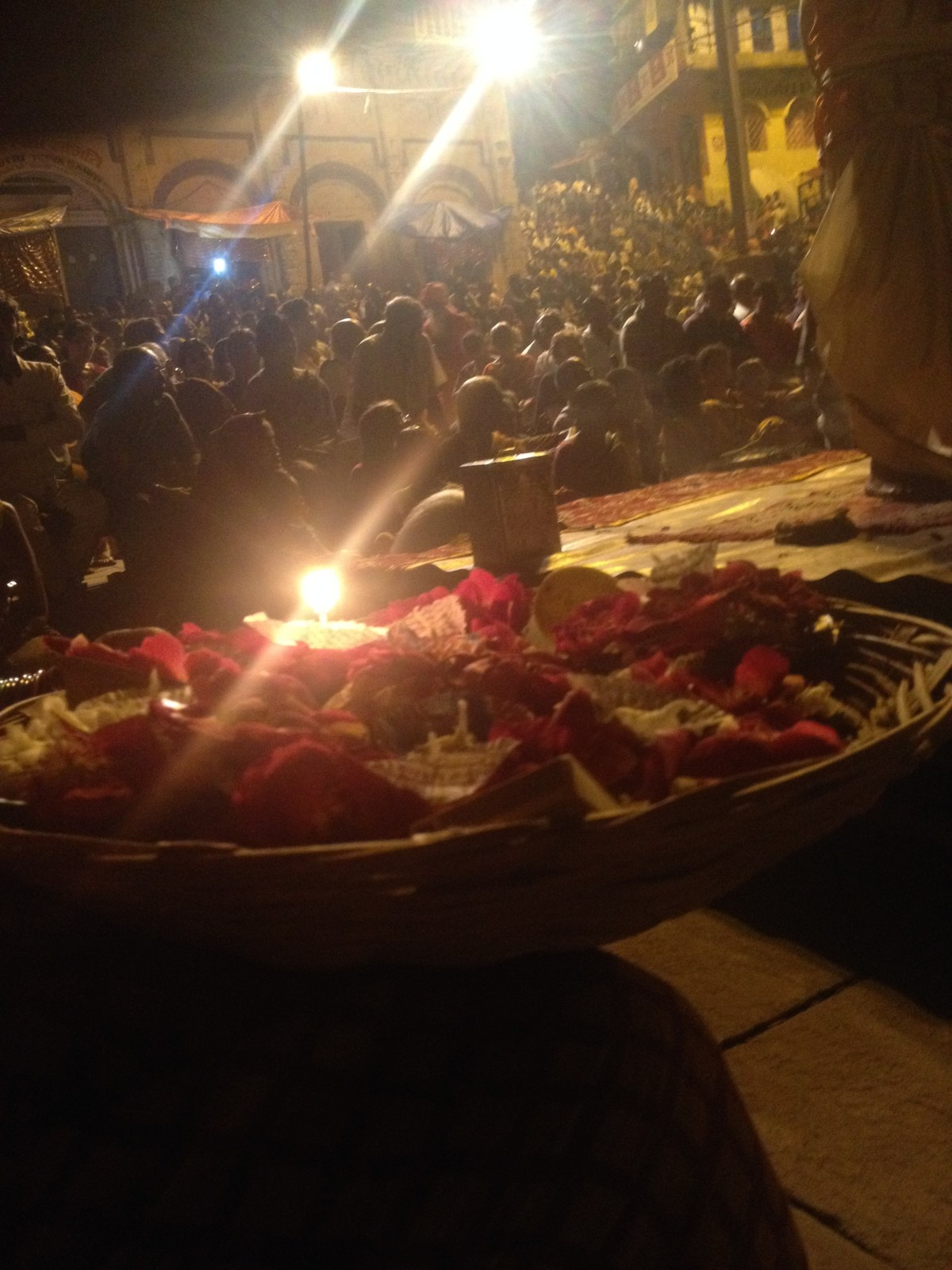 Varanasi Tourism: Hindu Fire Ritual Clips