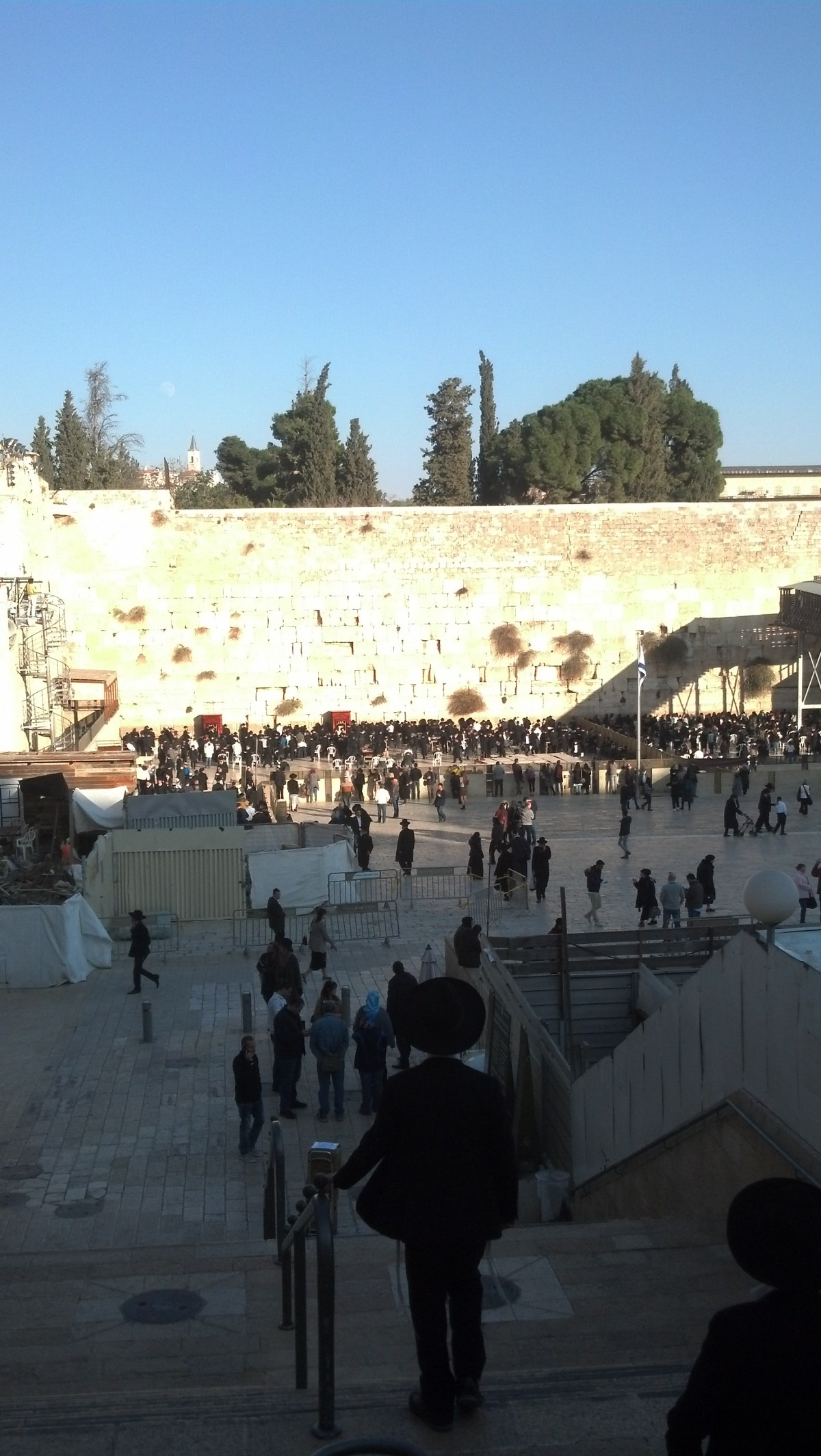 Western Wall in Jerusalem, Israel: Photo Gallery