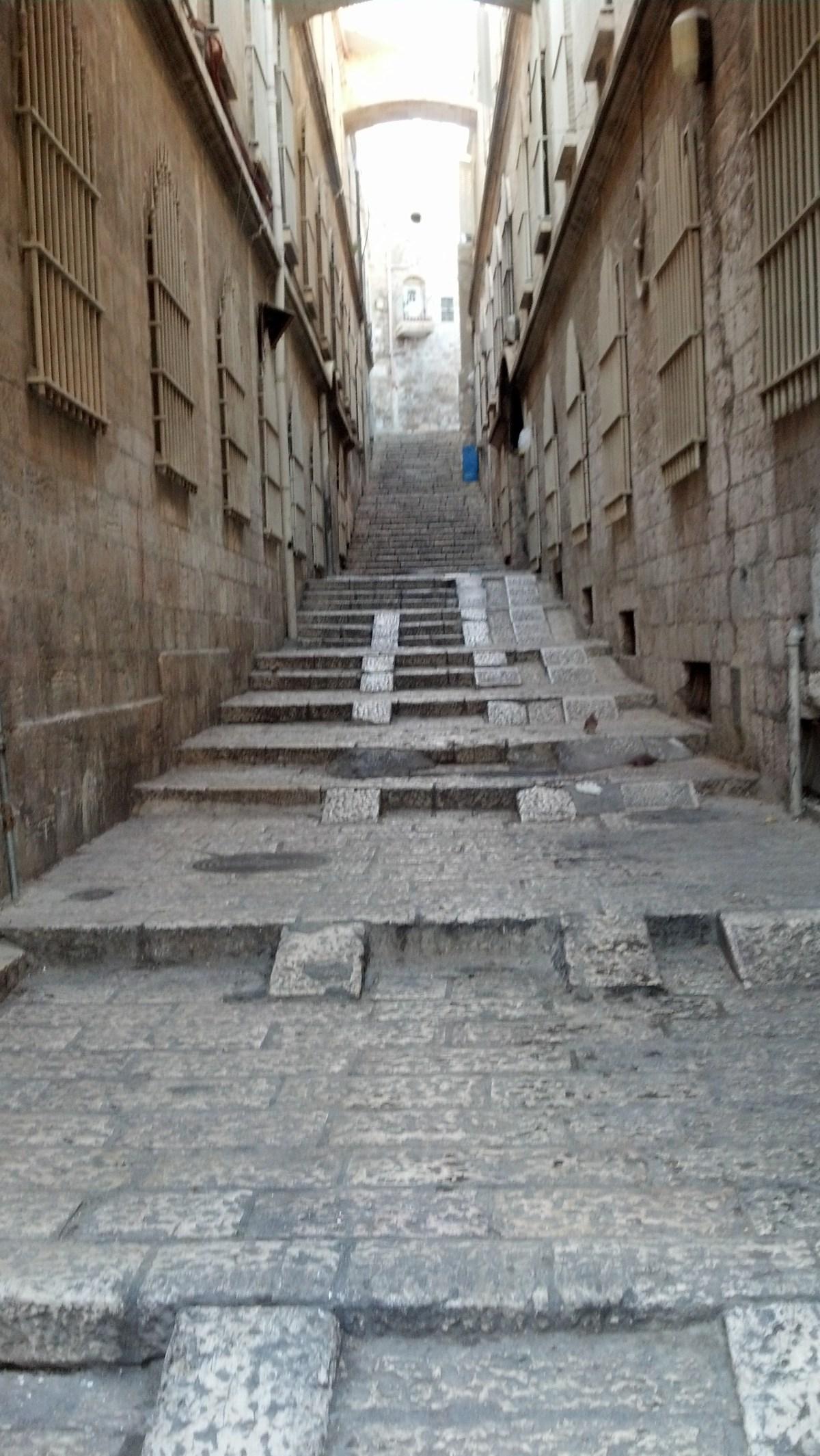 The Via Dolorosa in Jerusalem, Israel: Photo Gallery