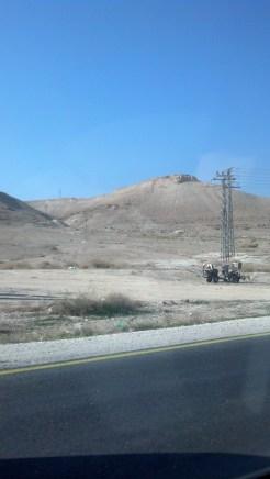 Israel Palestine Driving in Israel