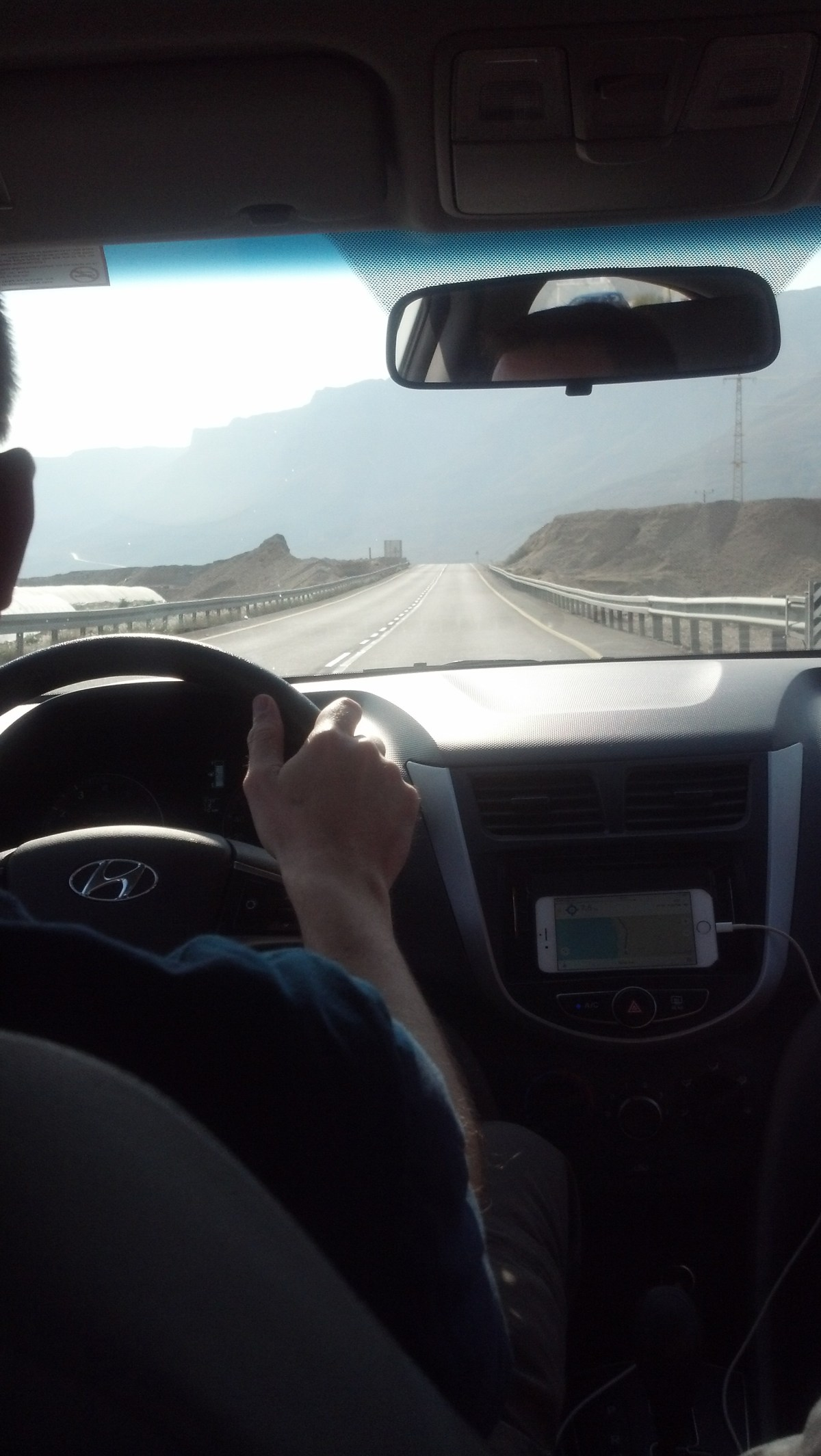 Driving in Israel: Photo Gallery