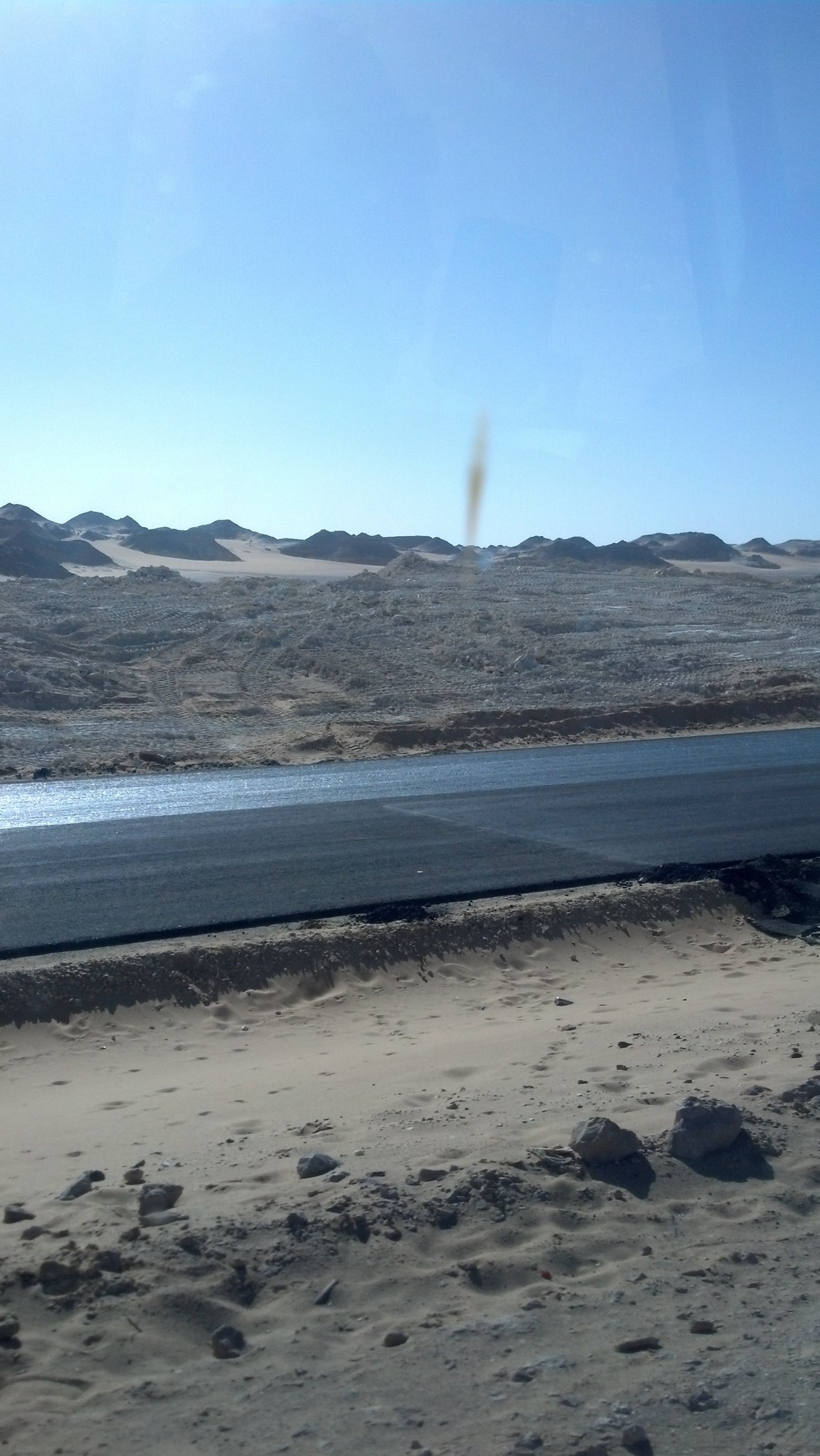 Gray Areas in the Orange Zone: Egypt's Western Desert — By Jennifer Shipp