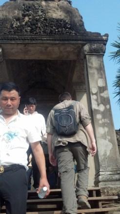 Cambodia Siem Reap Angkor Wat John
