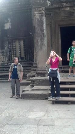 Cambodia Siem Reap Angkor Wat Jennifer John