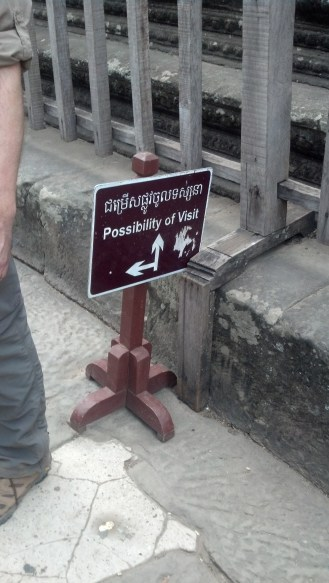 Signs in foreign countries are fun.