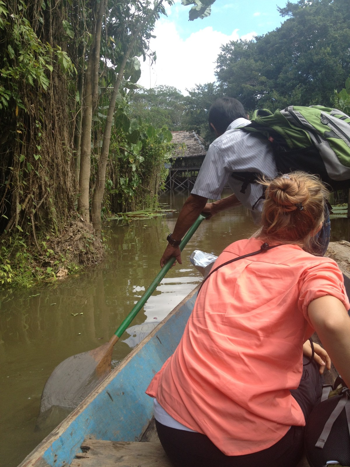Amazon Tourism: How deep is the water?