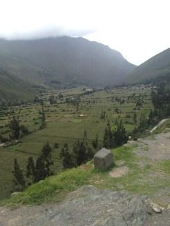 Ollantaytambo Peru Ruins