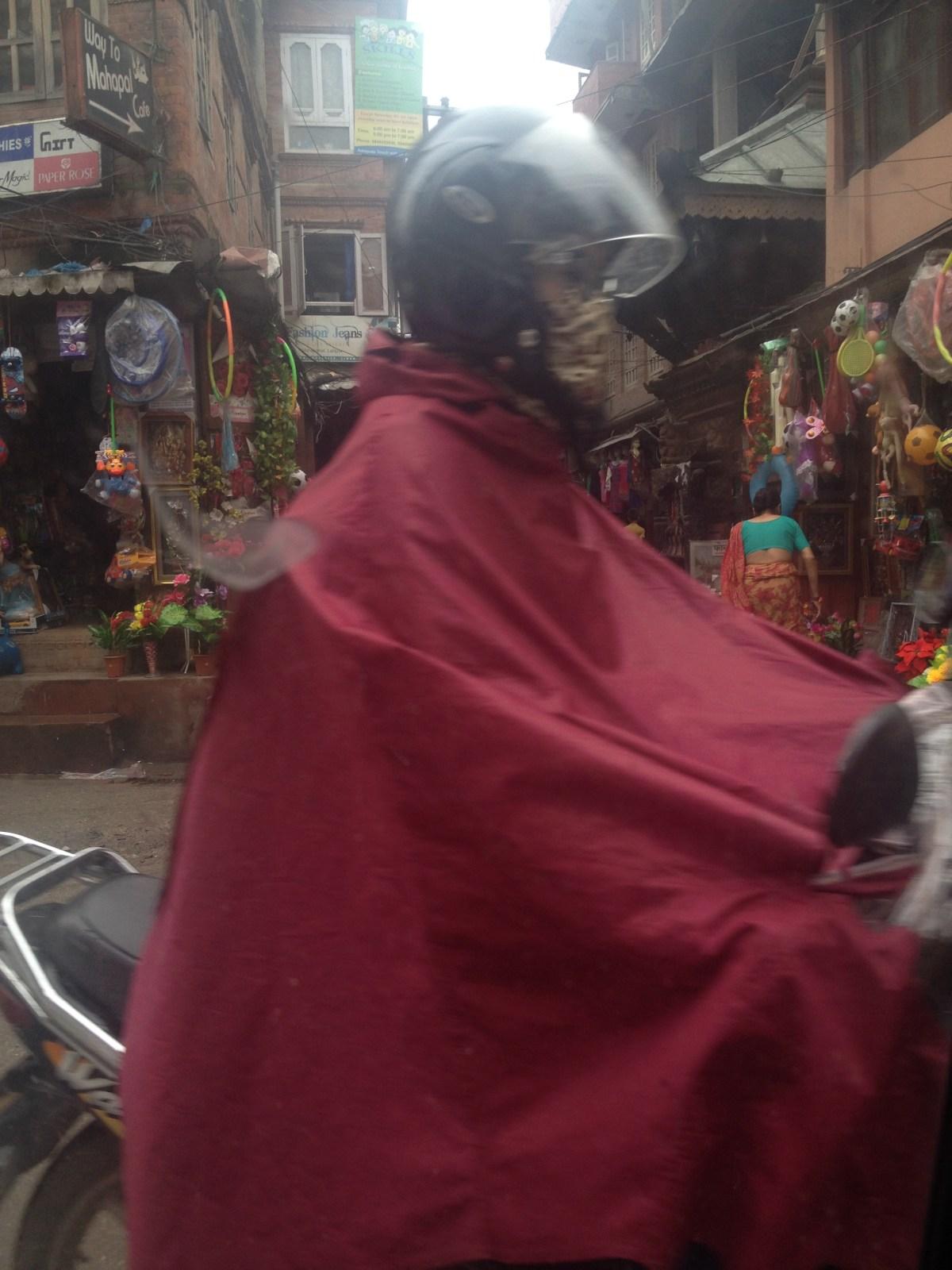 Kathmandu Tourism: Walking Down Freak Street, Kathmandu