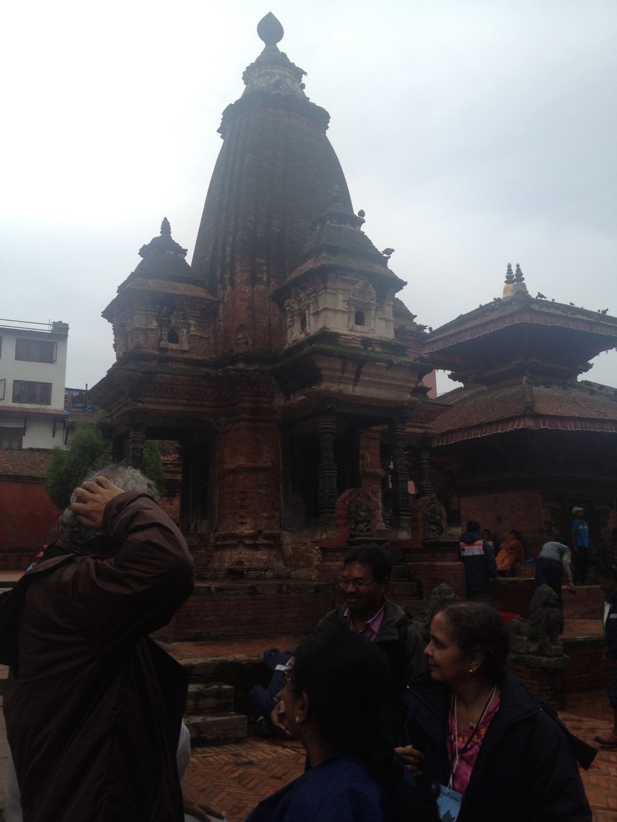 Nepal Travel: Entrance to Durbar Square Kathmandu