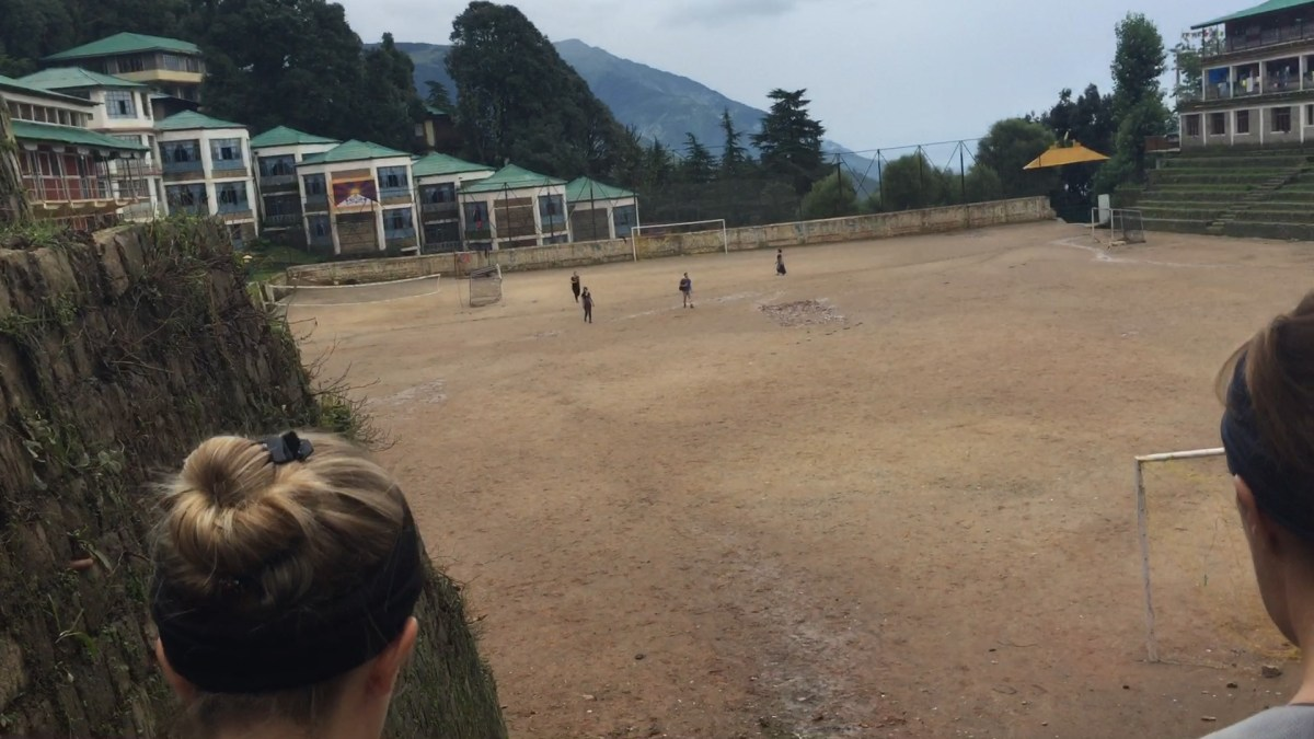 Mcleodganj: Entrance to the Tibetan Children's Village Part II