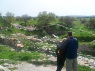 Troy Ruins Turkey