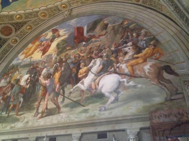 Rome Italy Sistine Chapel
