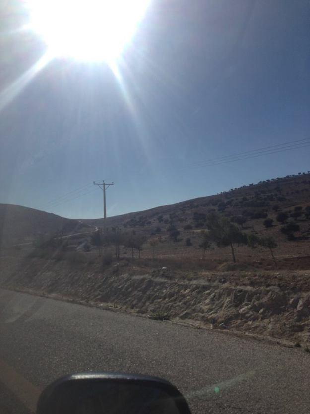 Petra Jordan Driving in Jordan