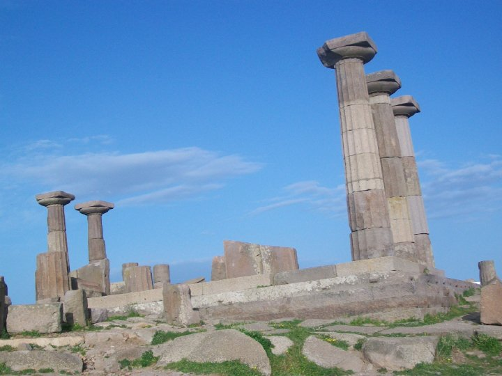 Assos, Turkey Ruins: Photo Gallery
