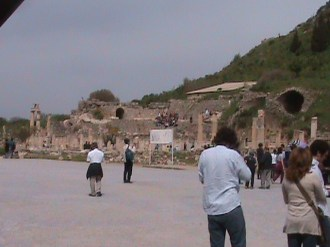 Ephesus Turkey
