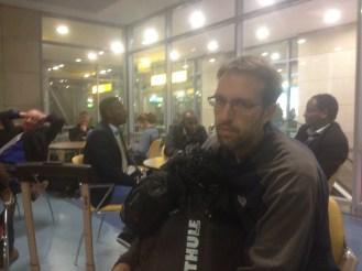 Cairo Egypt Airport John