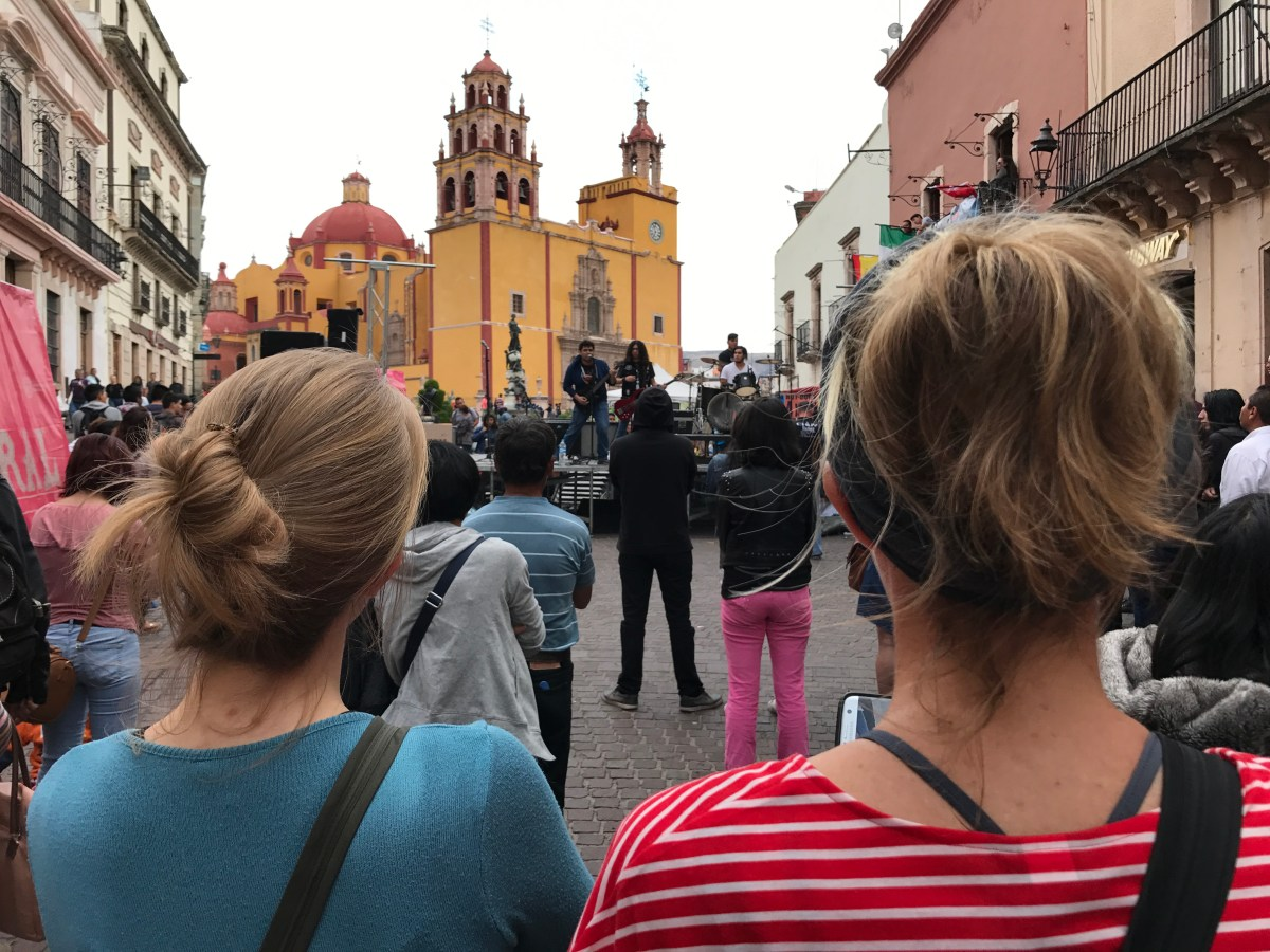 Cinco de Mayo in Guanajuato, Mexico: Photo Gallery