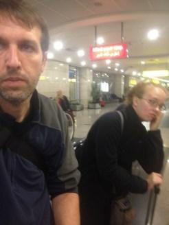Cairo Egypt Airport John Lydian