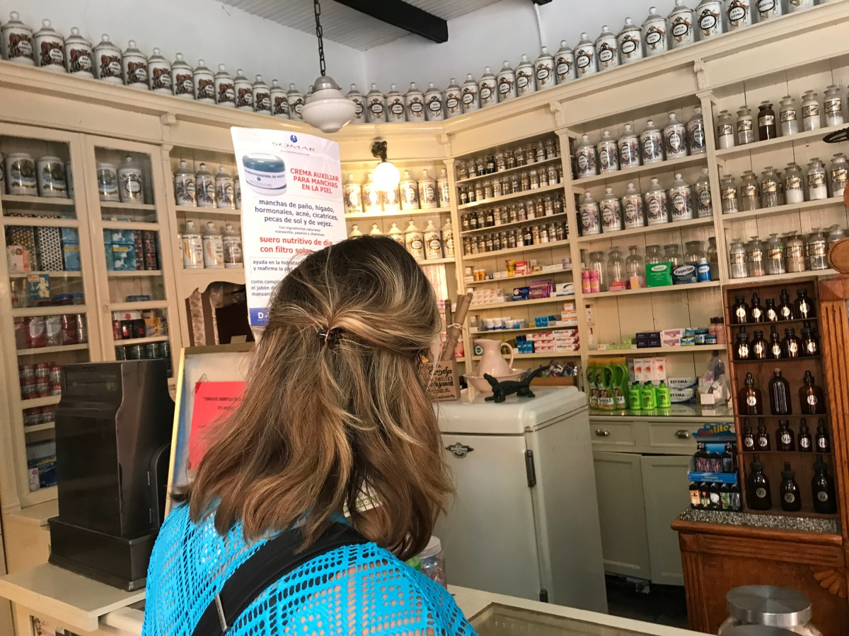 Lydi Talks about San Miguel de Allende Health Food Shops