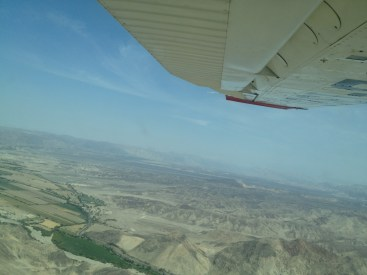 Nazca Peru Lines Airport Flight
