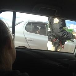 Puno Peru Sillustani Taxi